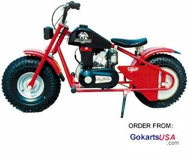 Minibikes Tsb 600 Trail Sport Buffalo Mini Bike Free Shipping