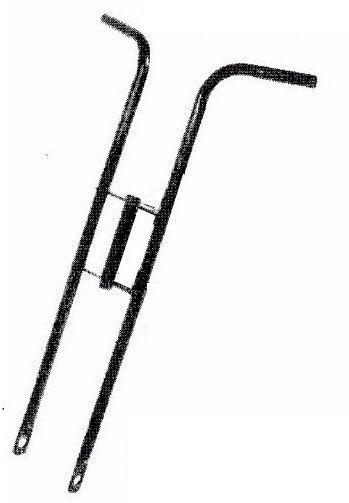 Mini Bike Fork Bolt Set