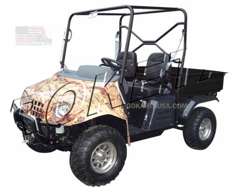 Ranger UV-07 Utility Vehicle 650cc, 4WD with Reverse