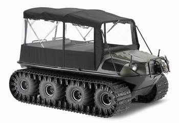 Avenger Amphibious Vehicle