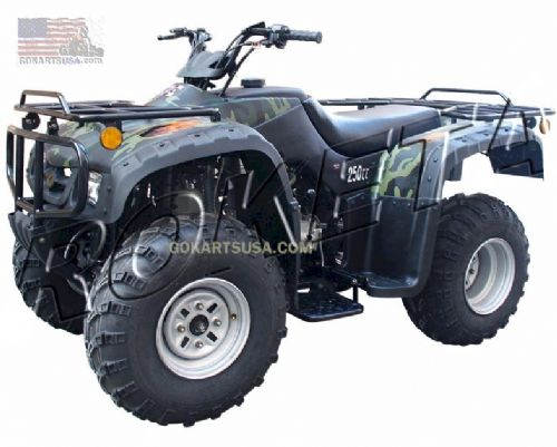 ATV-02 250cc Liquid Cooled