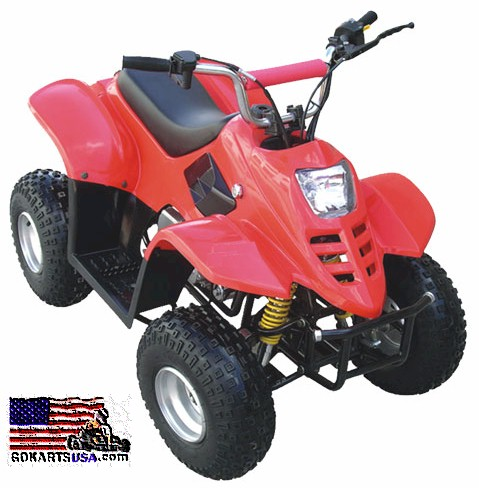 Roketa ATV-21A Mini ATV